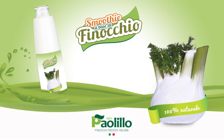 Smoothie Finocchio Paolilllo