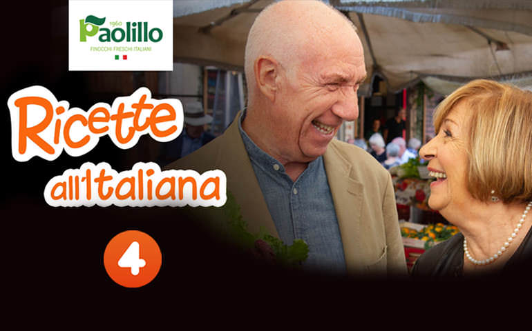 Ricette all'Italiana Programma tv